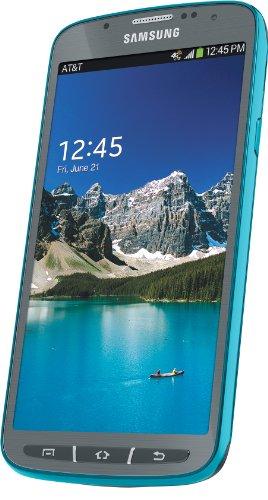 Samsung Galaxy S4 Active, Blue (AT&T)