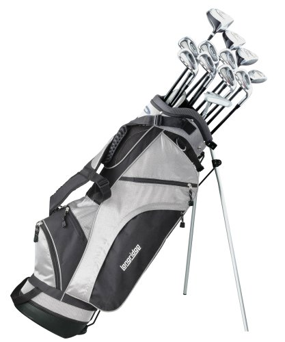 Longridge Alpha Ii Bag and Clubs Mens Package Set