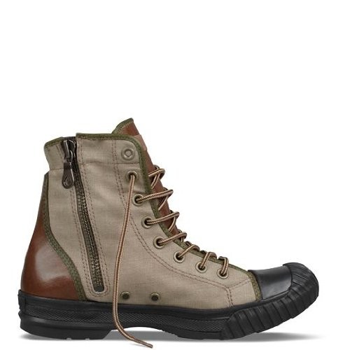45984f0390a7 Converse Chuck Taylor All Star Bosey Zip Mid Premium - 129669C