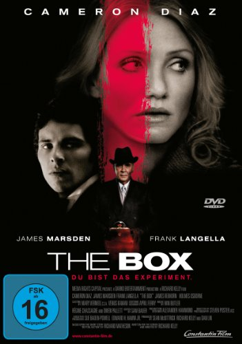 The Box - Du bist das Experiment.