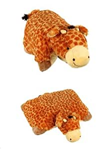 My Pillow Pets Giraffe Large (Yellow And