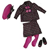 Our Generation Dolls 18-inch Oh My Posh Dolls Outfit