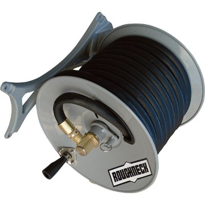 Wall Mount Garden Hose Reel   Holds 150ft. X 5/8in. Hose