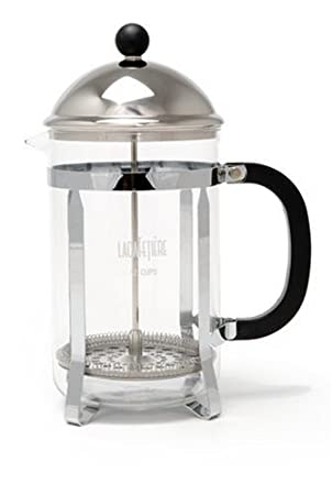 La Cafetiere 12-Cup Optima Cafetiere French Press