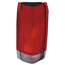 Ford Ford P/U Styleside To 10-89 1987-1989 Tail Lamp Lens & Housing Rh