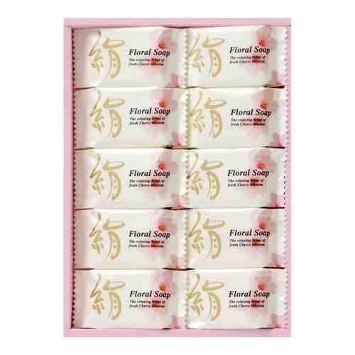 カネボウ 絹石鹸フローラルソープ R10