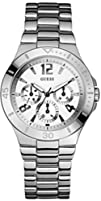 GUESS U11645L1 Active Shine Watch Silver