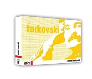 Coffret Tarkovski : Andrei Roublev ; L'enfance d'Ivan ; Le miroir ; Solaris ; Stalker