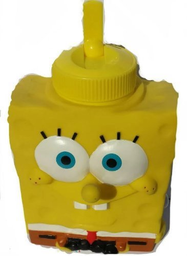 Nickelodeon Spongebob Suqarepants Souvenir Drink Cup Durable High Quality