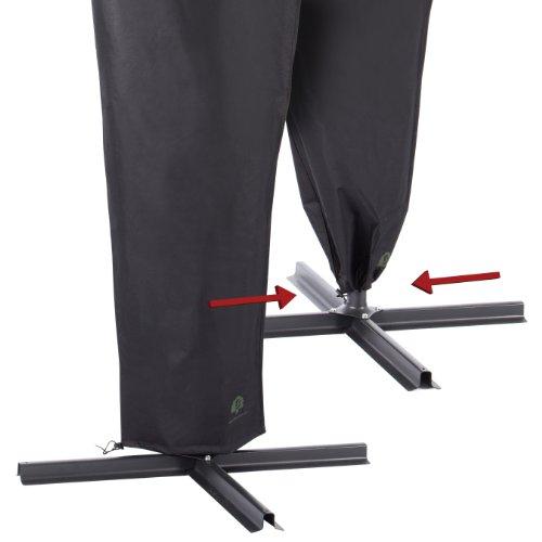 Ultranatura housse de protection pour parasol m t for Housse pour parasol