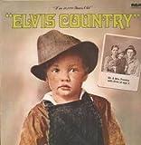 ELVIS PRESLEY I'M 10,000 YEARS OLD ELVIS COUNTRY LP (VINYL) UK RCA 1971 (Katalog-Nummer: INTS5111)