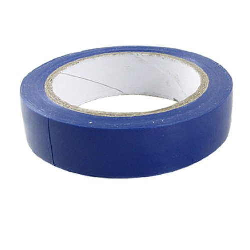 Amico Pvc Wire Adhesive Insulation Electrical Tape, 17M Length X 17Mm Width, Royal Blue