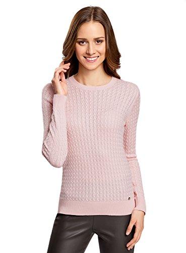 oodji-collection-mujer-jersey-de-punto-pequeno-trenzado-rosa-es-36-xs