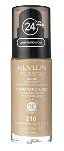 Revlon Make-up Colorstay Oily Skin 310 Warm Golden 30 ml