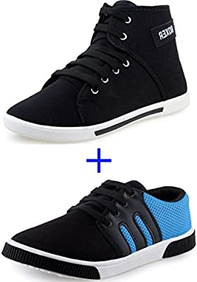 Scatchite COMBO Pack of 2 Pair of Shoes
