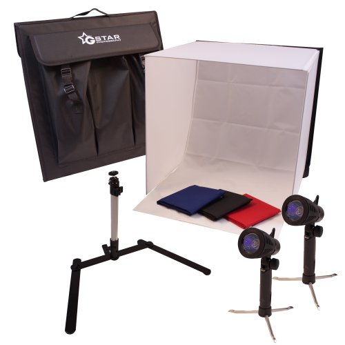 G-Star PH-Studio-T1 Photography Photo Studio Lighting Kit