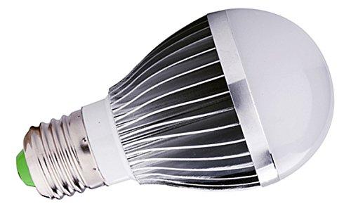 Generic Mini Household Bright Led Light Bulb 66W Silver