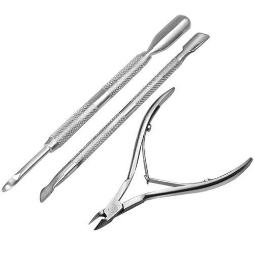 World Pride Pocket Nail Cuticle Nipper Pack Contains
