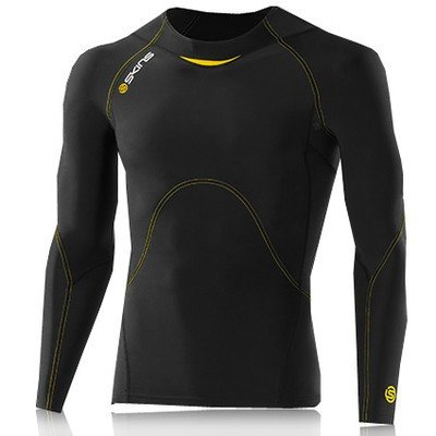 Skins Bio A400 Long Sleeve Compression Top