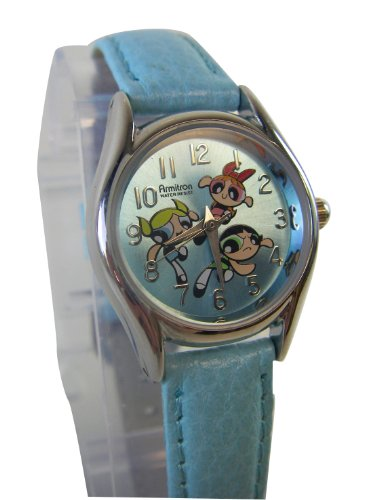 Baby Blue Powerpuff Girls Watch – Kids Powerpuff Girls Watch