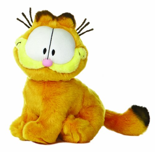 "Aurora World Garfield Sitting 8.5"" Plush - 1"