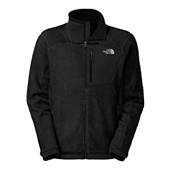 Mens North Face Grizzly Jacket TNF Black/TNF Black Size Small