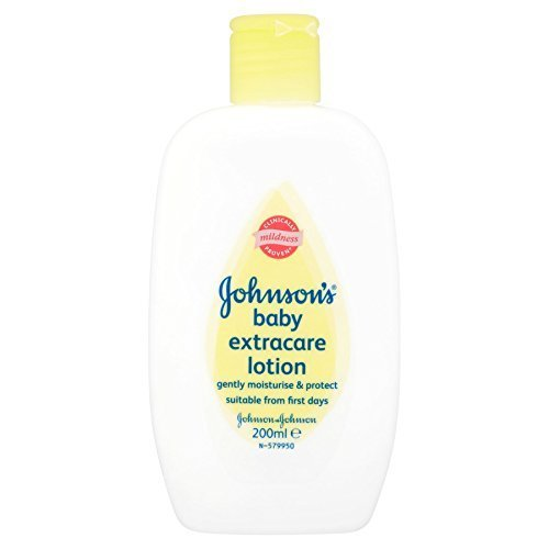 6-x-johnsons-baby-extra-care-lotion-200-ml