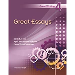 Great essays folse