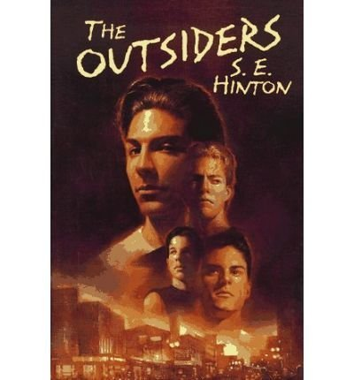 The Outsiders [ THE OUTSIDERS ] by Hinton, S. E. (Author) Apr-24-1967 [ Hardcover ]