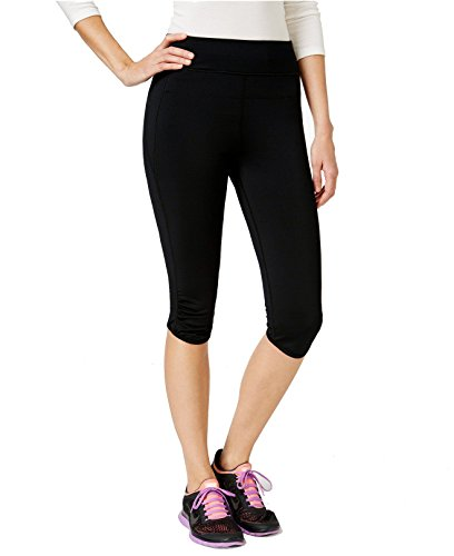Calvin Klein Performance Cropped Leggings Black X-Large