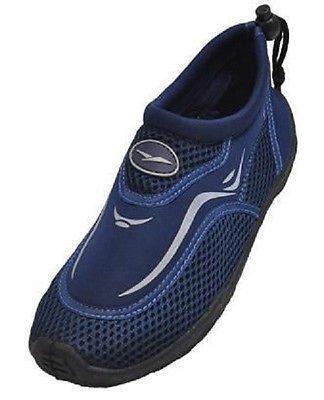 Men's Water Shoes Pool Beach Aqua Socks Yoga Exercise