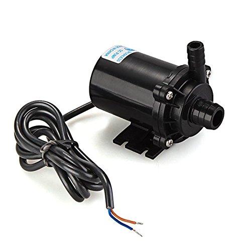 FACILLA-Submersible-Water-Pump-Aquarium-Tank-Fountain-Pond-Garden-Watering-12V-DC