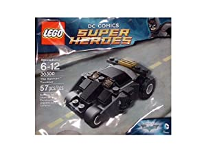 LEGO DC Comics Super Heroes Set #30300 Batman Tumbler [Bagged] at Gotham City Store