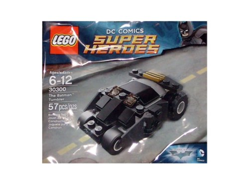 LEGO DC Comics Super Heroes Set #30300 Batman Tumbler [Bagged] at Gotham City Store