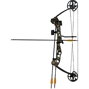 Barnett Outdoors Youth Vortex Archery Bow, Small by Barnett Outdoors