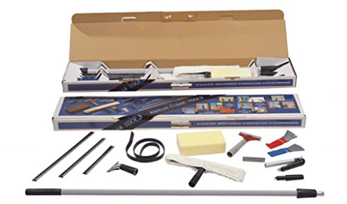 Window Cleaning Tool Kit 18 Pieces AF06001