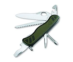 Victorinox Swiss Army Soldier Knife Standard Issue