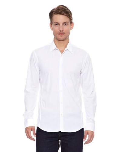 Salsa Camicia Monaco Slim [Bianco]