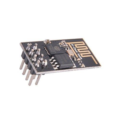 GUWANJI Esp8266 Serial Wifi Wireless Transceiver Module Esp-01 (Beatbox Module compare prices)
