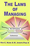 img - for The Laws of Managing book / textbook / text book