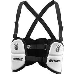 Buy Brine Uprising Lacrosse Rib Pad by Brine