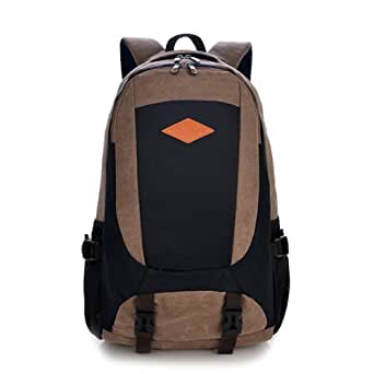 Amazon.com: Tinotrade - Casual Canvas Backpack for Men