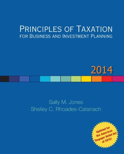 business planning taxation examinations
