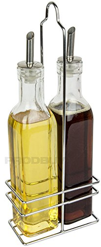 set-of-glass-oil-vinegar-drizzlers-with-chrome-holder