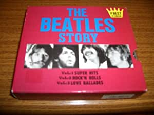 The Beatles Story 1962-1967 (3 CD Box Set)(Import)