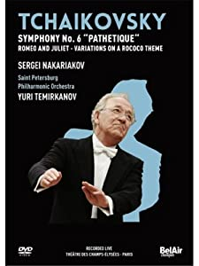 Tchaikovski par Temirkanov V.3