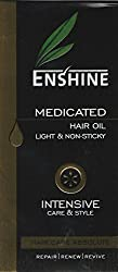 Enshine Light & Non-Sticky Medicated Hair Oil 100ml