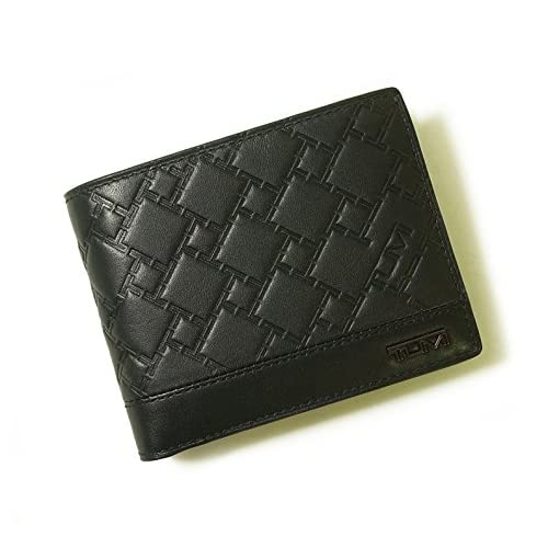 (トゥミ)TUMI 財布 メンズ TICON  二つ折り (ブラック) 13137DT TM-148 [並行輸入品]