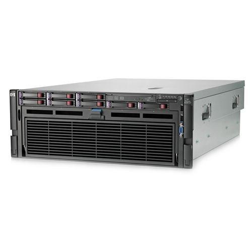 HP ProLiant DL580 G7 E7-4870 4P 128GB-R Hot Plug SAS SFF BC NIC 1200W PS Server; 2.40GHz; Intel Xeon E7-4870 (10 core; 2.40 GHz; 30MB; 130W); 24 L3; None ship standard; 64GB; 1TB (696729-421)