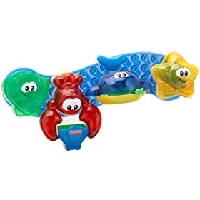 Fisher-Price B0662-0 - Amici del mare